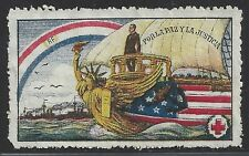Cinderella Stamp Warda Catalog Tww-14