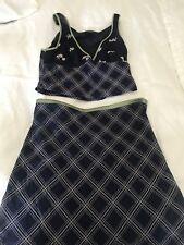 LA PERLA Pyjama Set Size IT 2 Lightweight  Skirt And Top
