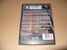 NASA - The Big Missions (DVD, 2006, 3-Disc Set, BOX SET) New & Sealed