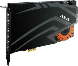 Asus Strix Raid DLX Gaming Soundkarte PCI-Express Kopfhörerverstärker 124db