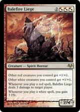 BALEFIRE LIEGE Eventide MTG White/Red Creature — Spirit Horror RARE