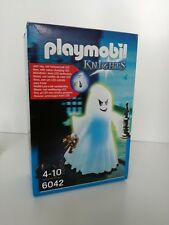 Playmobil 6042 - Illuminating Ghost knights series (MISB, NRFP, OVP, Klicky)