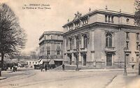 BF2963 epernay marne le theatre et place  thiers  france