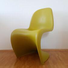 original Vitra Panton Chair 05/2011 Designklassiker chartreuse für Erwachsene