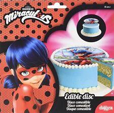 Disque en Sucre Ladybug 16 cm Cod.269784