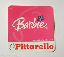 ADESIVO ORIGINALE / Original Sticker BARBIE MATTEL PITTARELLO (cm 9 x 9)