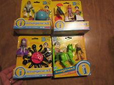 SET IMAGINEXT TEEN TITANS GO BEAST BOY & TERRA PIZZA PARTY STARFIRE CYBORG RAVEN