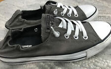 Chuck Taylor Womens Gray Shoes Size 10