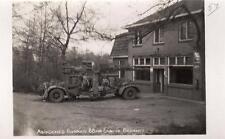 Lot (R) 88mm Gun Drope Lingen Military World War 2 unused plain back pcs 1945