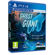 Ghost Giant Sony PlayStation 4 PS4 VR / PSVR Game (Age 3+)