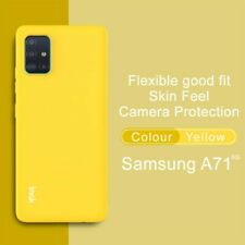 imak For Samsung Galaxy A51 A71 5G Shockproof Matte Slim Soft Cover TPU Case