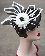 2ddcada4d Sinamay Party Fascinators & Headpieces for Women for sale   eBay
