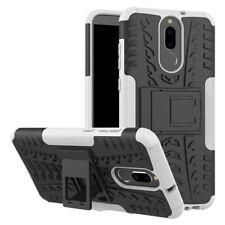 Carcasa híbrida 2 piezas EXTERIOR BLANCO Funda para Huawei Mate 10 Lite