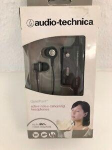 Audio-Technica Kopfhörer ATH-ANC3 schwarz originalverpackt