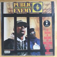 Public Enemy – It Takes A Nation Of Millions To Hold Us Back Vinyl LP
