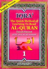 IQRA: Quick Method of Learning to Read Quran