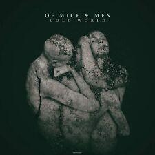Of Mice & Men Cold World CD NEW Audio