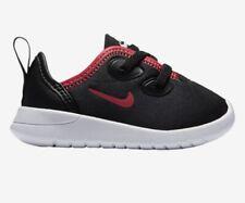 BABY GIRLS: Nike Hakata Shoes, Black & Pink  - Size 2C AO1246-002