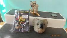 For Koala Lovers! Figure, Magnet and Zipper Pull