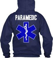 Paramedic - Gildan Hoodie Sweatshirt