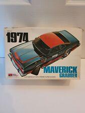 Winneco Industries 1974 MAVERICK GRABBER Model Kit