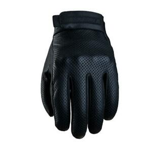 NEW Five Mustang Motorcycle Gloves - Black from Moto Heaven