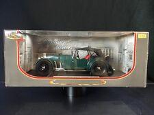 1/18 SIGNATURE MODELS 1934 ASTON MARTIN MARK II DARK GREEN yd