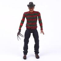 """Mezco Nightmare on elm street 3 Dream Warriors Freddy Krueger MDS FIGURE 6/"""" Chapeau"""