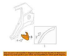 KIA OEM 11-16 Sportage Exterior-Mud Flap Splash Guard Right 868423W001