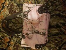 Pink Camo Crossbody Purse