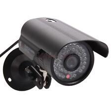 1200TVL HD Color Waterproof Bullet CCTV Security Camera IR-Cut Night Vision CA