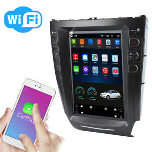 Car Navigation System 10.4in For IS200 IS250 IS300 IS350 07 ‑15 Car Multimedia