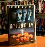 INDEPENDENCE DAY - EDIZIONE SPECIALE 2 DVD COME NUOVO WILL SMITH ROLAND EMMERICH