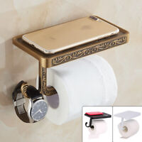 TOILET TISSUE HOLDER ROLL PAPERS STAND DISPENSERS WALL MOUNTED  HOME