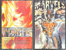 MARVELS.200 PG PAR ALEX ROSS/K. BUSIEK.COL.PRIVLÈGE-SEMIC 1994-C/N SOUS CELLO -