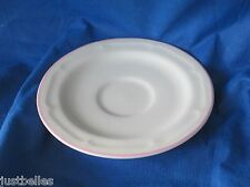 Sango CHESAPEAKE SAUCERS -SET of TWO (2) *have more items from this set*