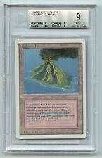 MTG Magic the Gathering Revised Volcanic Island BGS 9 MINT Dual Land