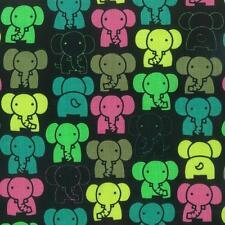 Elephant Walk - fabric - Half yard - Fabrics4u2 - FREE POST AU