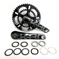 Kuota CK30 EVO 10-11 Speed Compact Carbon Road Bike BB30 Crankset 50-34 172.5mm