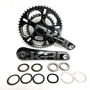 Kuota CK30 EVO 10-11 Speed Compact Carbon Road Bike BB30 Crankset 50-34 172.5mm