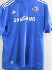 Chelsea 2009-2010 Home Football Shirt Size Adult Extra Large /40499