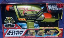 Transformers Autobot Electronic Lights & Sound Ratchet Blaster New Factory Seal