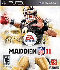 Madden Nfl 11 Playstation 3 (Ps3) Sports (Video Game)