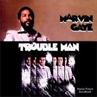 Trouble Man - Various Artists (1998, CD NUEVO)