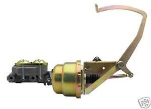 55 56 57 58 59 Chevrolet Pickup truck Floor mount power brake system