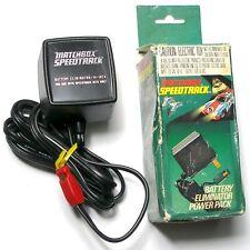 1977 Matchbox HO Slot Car SPEEDTRACK Battery Eliminator Power Pack Transformer