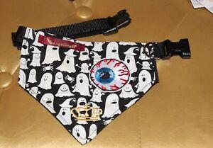 7193_Angeldog_Hundekleidung_Hundehalstuch_Hundehalsband mit Tuch_Hund Halstuch_M
