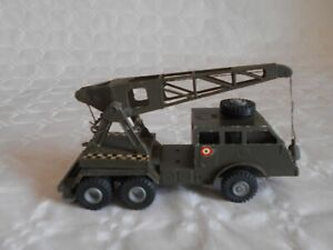 FJ France Jouets pacific crane truck french army series rare