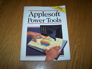 APPLESOFT POWER TOOLS BOOK 1992 NIBBLE COLLECTORS EDITION IN VERY GOOD CONDITION