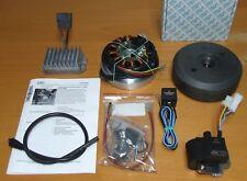 DKW KM 200, KS 200 Powerdynamo 12V/180W Lichtmaschine+Zündung 702479900